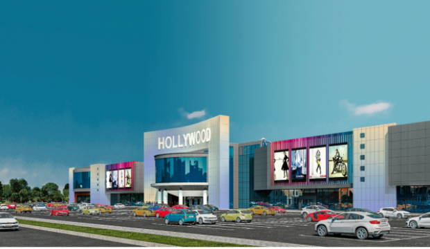 ТРЦ Hollywood mall