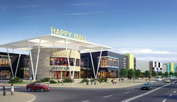 ТРЦ Happy Mall